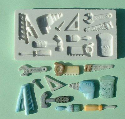 FOOD GRADE MOLD - DIY Theme Design - Cake Decorating Mold - The Art of Cake Dressing - (17)
