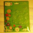Makins Push Mold (B) - Floral Decorations