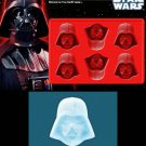 Silicone Mold - Star Wars Series - Darth Vader - Ice, Coffee, Chocolate mold