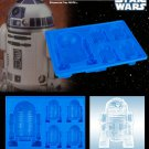 Silicone Mold - Star Wars Series - R2-D2 - Ice, Coffee, Chocolate mold