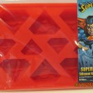 Silicone Ice Tray/Mold - Superman - for Ice, Coffee, or Chocolate