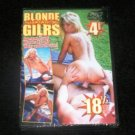 Blonde Summer Girls Adult DVD- 4 hours
