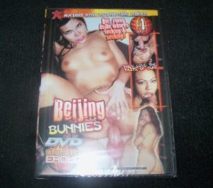 Beijing Bunnies Adult DVD- 4 hours