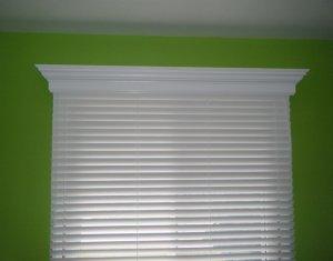 80 Inch Custom Window Valance Cornice Colonial Style