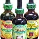 HerbaGreen Teas: Mandarin Mango Swirl