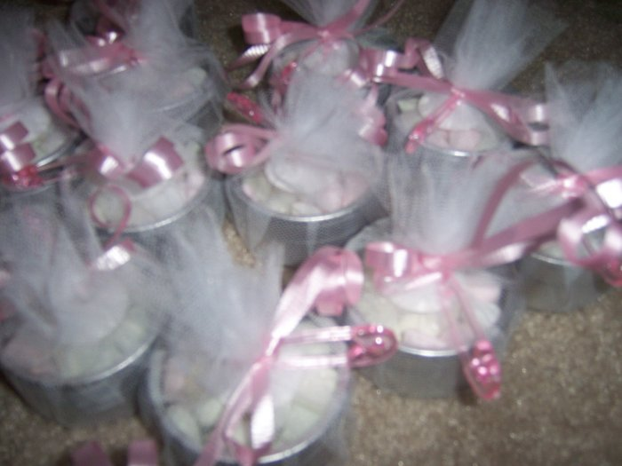 KEEPSAKE TINS/ FILLED WITH CANDY OF CHOICE