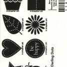 DARLING DOTS - STAMPIN' UP! – RETIRED