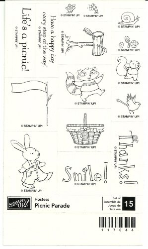 PICNIC PARADE - Hostess Set - STAMPIN' UP! � RETIRED