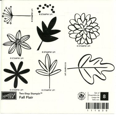 FALL FLAIR � Two-Step Stampin� � STAMPIN' UP! � RETIRED
