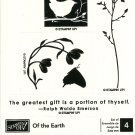 OF THE EARTH STAMPIN' UP! – RETIRED