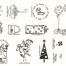 TAG TIME – STAMPIN' UP! – RETIRED