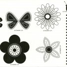 PUNCHED POSIES – STAMPIN' UP! – RETIRED HOSTESS SET