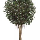 9' Ficus Retusa Giant Artificial Tree in Pot - ltf909-gr