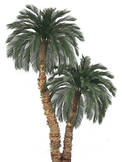 8 39 5 39 outdoor artificial palm trees non potted a 415 418. Black Bedroom Furniture Sets. Home Design Ideas