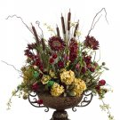 "40"""" Silk Sunflower Arrangement - wf2901-bu"