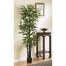 6' Tri Topiary Bamboo Silk Tree - 5286