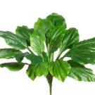 "1 Dozen - 22"""" Artificial Hosta Plant - 17 Leaves - pbw091-gr"