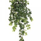 "1 Dozen - 22.5"""" Artificial Lace Ivy Hanging Bush - pbi800-gr"