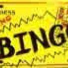 Bingo License Plate