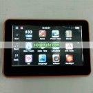 4.3 Inch Car GPS Navigation System MP3 MP4 Bluetooth A/V Input Map