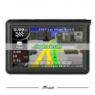 "5.0"" TFT 400MHZ WinCE 6.0 Core Portable GPS Navigator with 2GB SD Card"