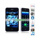 4GS Quad Band Single Card Camera WIFI Bluetooth JAVA Compass 3.6-inch Touch Screen  Phone
