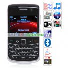 H9700i Quad Band Dual Cards Dual Cameras WiFi Color TV Bluetooth Java China Phone