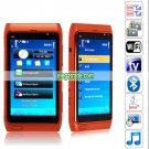 N8+ Quad Band Dual Cards Dual Standby Dual Cameras WIFI Color TV Bluetooth Java