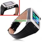 G3 Quad Band Single Card Bluetooth Camera Touch Screen Watch China Phone (Built in 2G Memory)