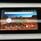 7 Inch Capacitive 5 Points Multi Touch Screen Android 2.1 Tablet PC with Rockchip 2818, WiFi