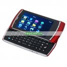 U8 Quad Band Dual Cards Dual Standby Dual Cameras WIFI Color TV Bluetooth JAVA  Phone-Red