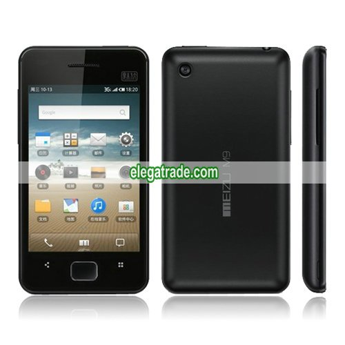 Meizu M9 Quad Band Single Card Single Standby Cameras WIFI Android 2.2 Phone (16GB)