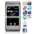CJ N8+ Quad Band Dual Cards Dual Standby Dual Cameras Color TV Bluetooth Java Phone
