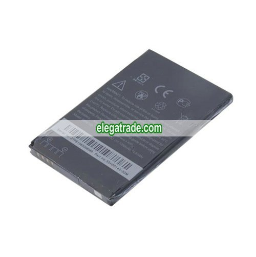 Battery Compatible For HTC Desire Z (3.7V/1300mAh)