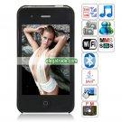G4 Dual Band Dual Cameras GSM/CDMA+CDMA WIFI Bluetooth Java WAP 3.5-inch Touch Screen Phone