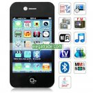 Hiphone 4 J8 Quad Band Dual Cards Dual Cameras WiFi Color TV Bluetooth Java China Phone