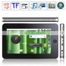 Android 2.2 Freescale iMX515 ARM Cortex A8 512M Memory 8GB HDD 800MHZ WIFI GPS 3G Tablet PC
