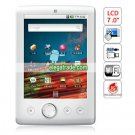 Google Android 2.1 ARM11 720MHz 256MB DDRII 400 RAM 3G WIFI Tablet PC