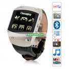 K12 Quad Band Single Card Single Standby Single Camera Bluetooth 1.3-inch Touch Screen Watch Phone
