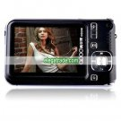 4GB FLASH MEMORY 2.4' Touch Screen MP3 MP4 VIDEO 3.0M Camera