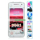 Hello Kitty S100 Dual Band Dual Cards Cameras Bluetooth 3.0-inch Touch Screen Phone