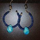 Blue hoops