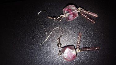 Pink Ribbon Crystals