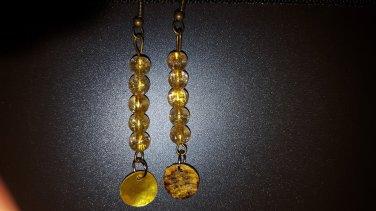 Gold Dangles