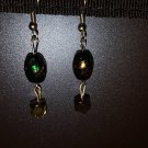 Black Ribboned Dangles