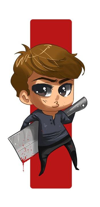 Dexter charm