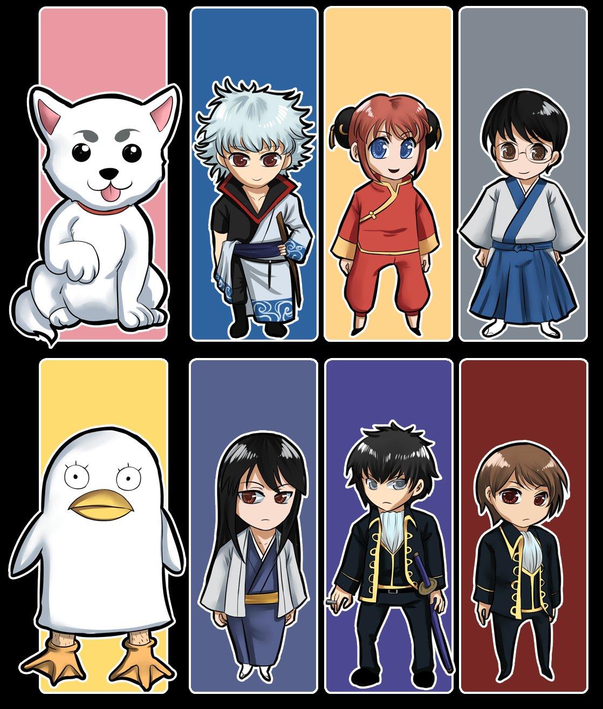 Gintama charms