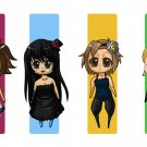 K-ON charms