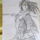 Byakuya sketch - original