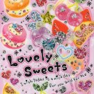 San-X Lovely Sweets regular memo